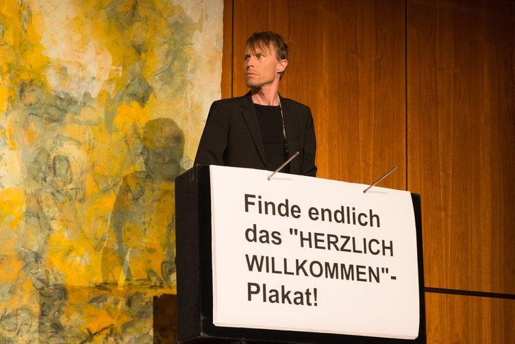 Ohne Rolf (Kabarett). Foto: Denis Mörgenthaler