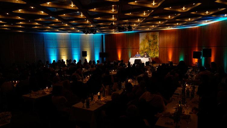 Der große Sprachsalz-Abend. Foto: Marc Tschudin