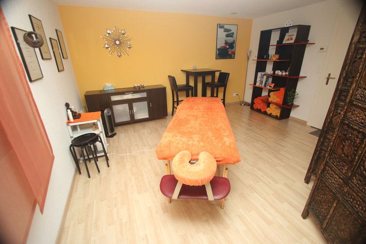 Massagepraxis Relax Oase in Brenzikofen