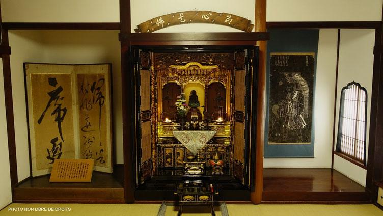 Maison du clan Nomura, quartier de Nagamachi, à Kanazawa