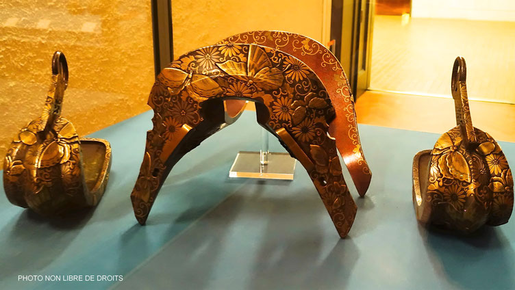 Tenue du Samouraï, Musée National de Tokyo, Japon