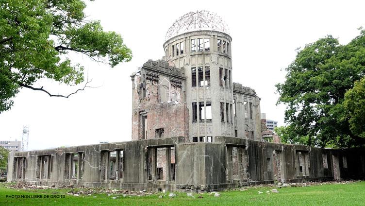 Le dôme de la bombe A, Hiroshima,