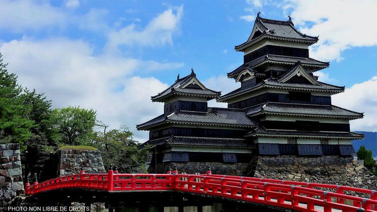 Matsumoto-Jô, Japon