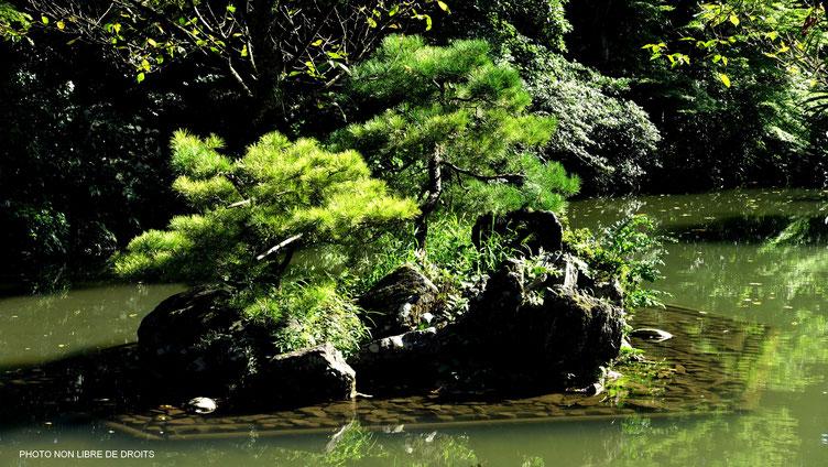 Kenroku-En, le jardin aux 6 attributs, Kanazawa