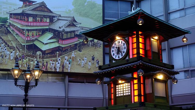 Lumière à Matsuyama, Shikoku