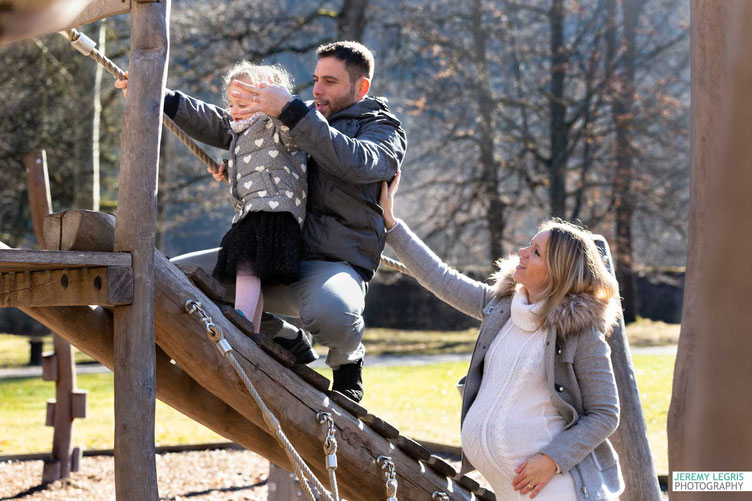 Séance Photo Grossesse et Famille - JeremyLegris-Photography - Photographe sur Grenoble