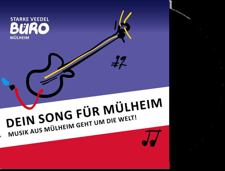 Vorschau der DEIN SONG FÜR MÜLHEIM LP