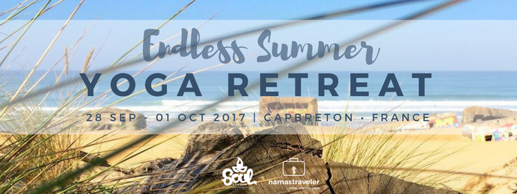 yoga RETREAT - Namastraveler