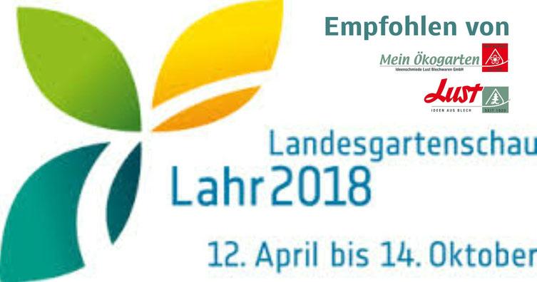Nur noch wenige Tage, dann ist es soweit. Die Landesgartenschau in Lahr öffnet seine Pforten am 12.04.18.
