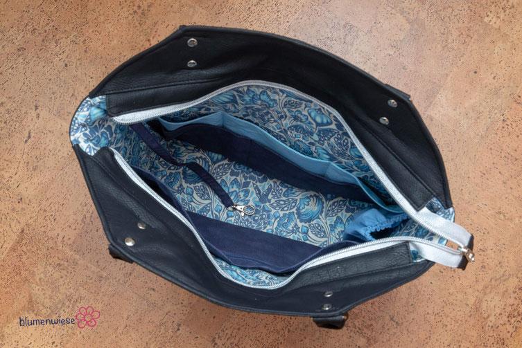 Tasche Lexa - Inneneinteilung