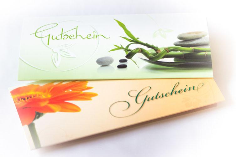 Gutscheine - PRAXIS FÜR KINESIOLOGIE  & TRANSFORMATION  Michaela Kopp
