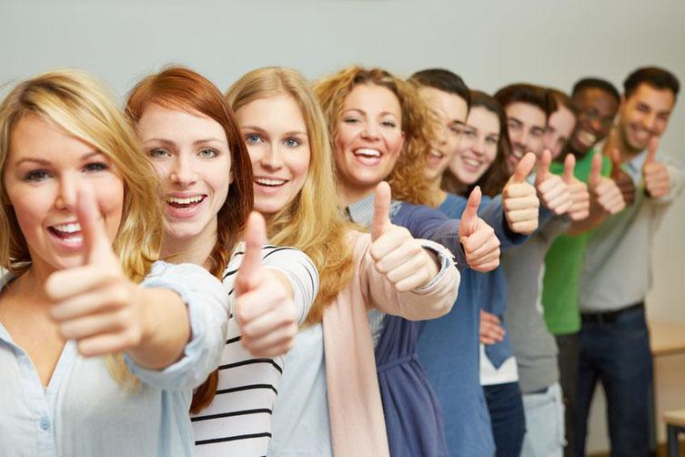 Vorbereitung für den erfolgreichen Einstieg ins Berufsleben / als Trainee: Umstellung, Anforderungen, Erwartungen, Selbstbild-Fremdbild, soziale Kompetenzen, sozial kompetentes Verhalten, Seminar, Inhouse-Seminar, Online-Schulung, Zoom