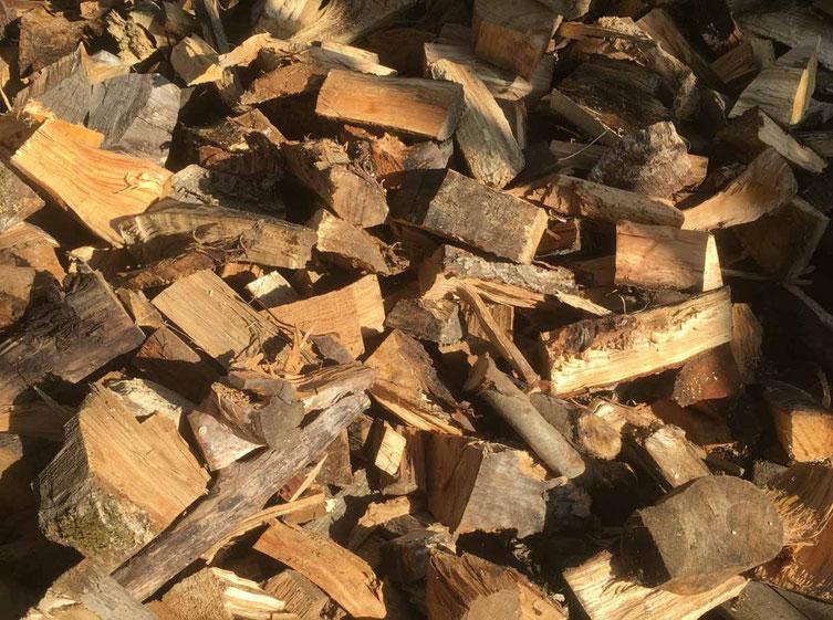 薪の端材・A
