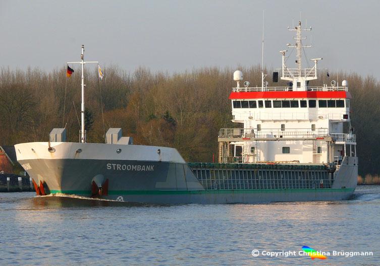 General Cargo Schiff STROOMBANK