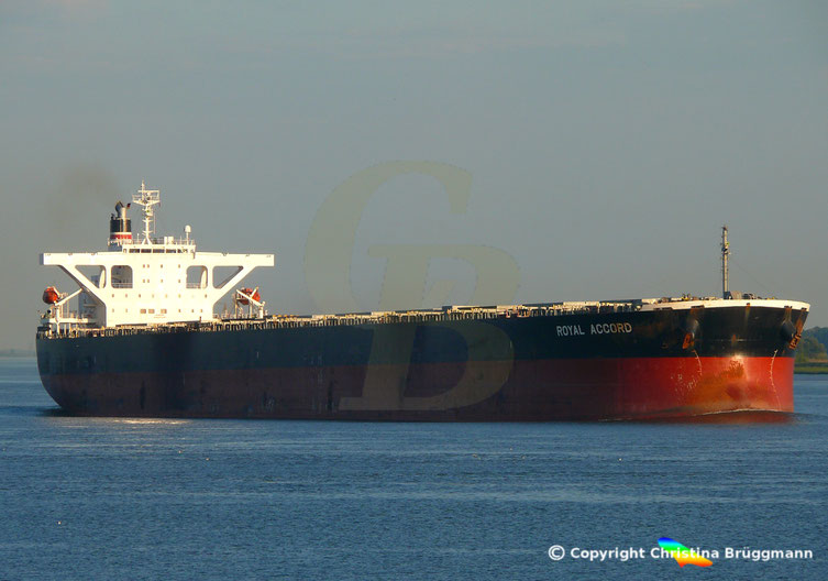 Bulk Carrier ROYAL ACCORD