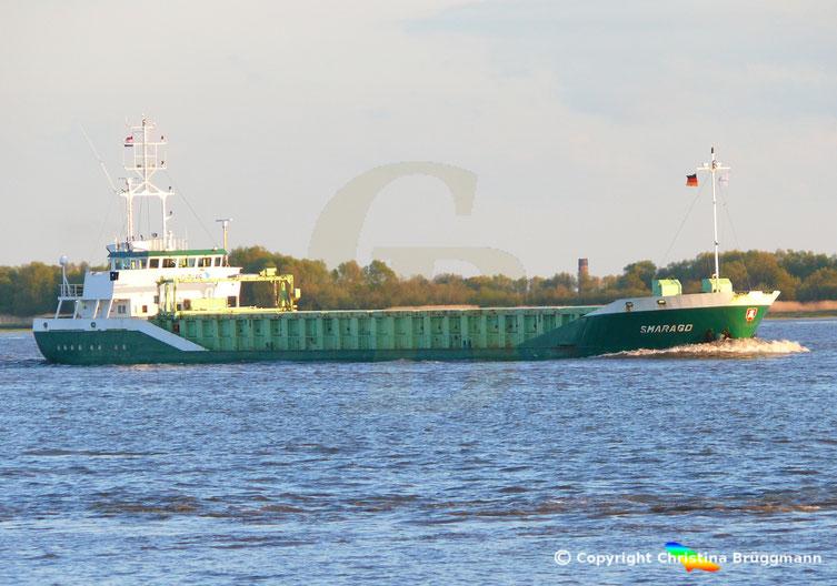 "General Cargo Ship ""SMARAGD"""