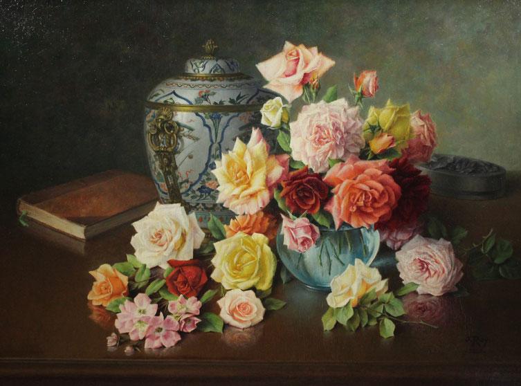 te_koop_aangeboden_een_bloemstilleven_van_de_kunstschilder_o_roy_20ste_eeuw