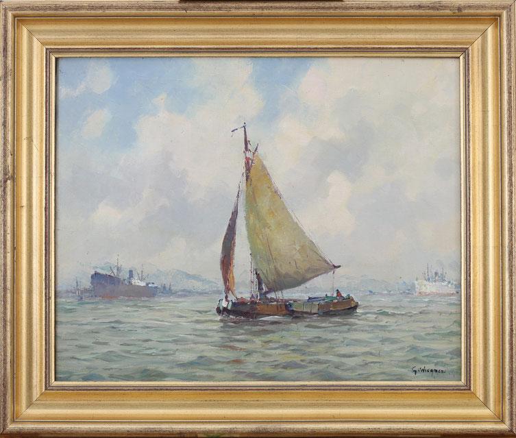 te_koop_aangeboden_een_marine_schilderij_van_de_nederlandse_kunstschilder_gerard_wiegman_1875-1964_rotterdamse_school