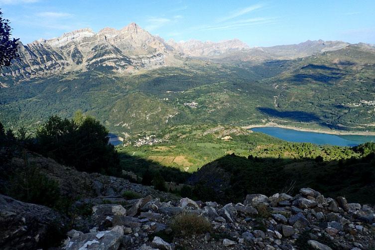 La Sierra de la Partacua.