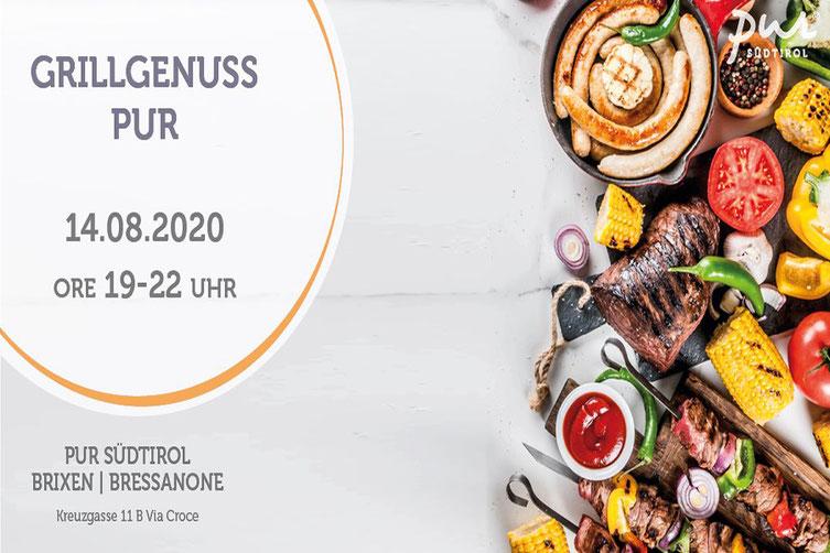 Grillgenuss Pur Südtirol - Piacere del barbecue - Brixen - Bressanone - Gourmet Südtirol