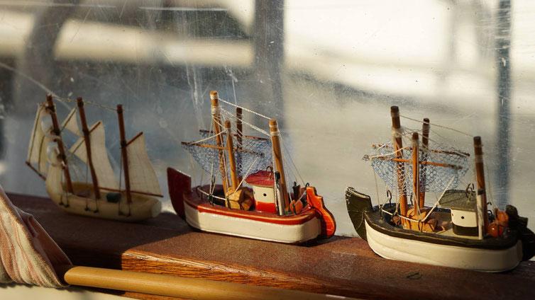 Le barche di Björn Larsson