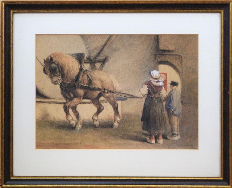 te_koop_aangeboden_een_19e_-eeuws_gemengde_techniek_kunstwerk_van_de_nederlandse_kunstschilder_willem_nakken_1835-1926_hollandse_romantiek