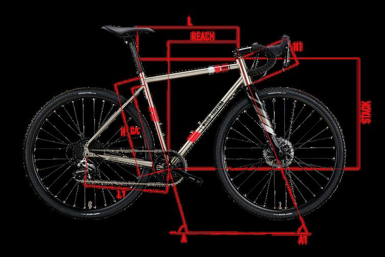 Wilier JAROON Geometrie Italian Cycle Experience