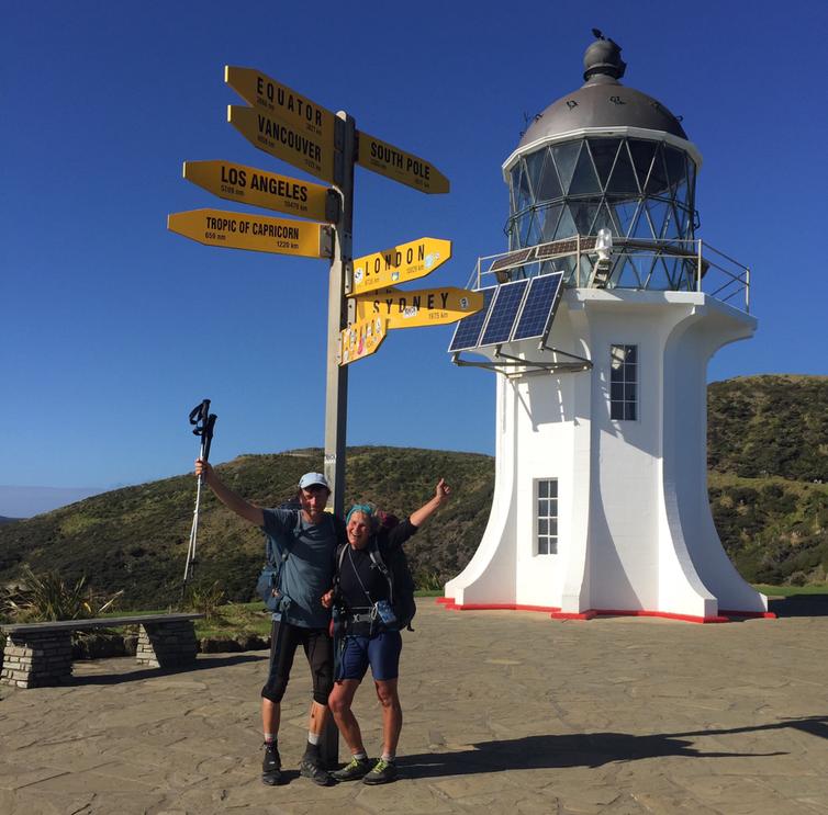 Leuchtturm Cape Reinga