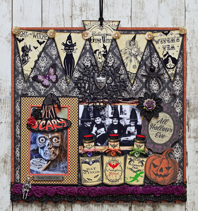 10月19日アトリエレッスン「All  Halloween Eve」