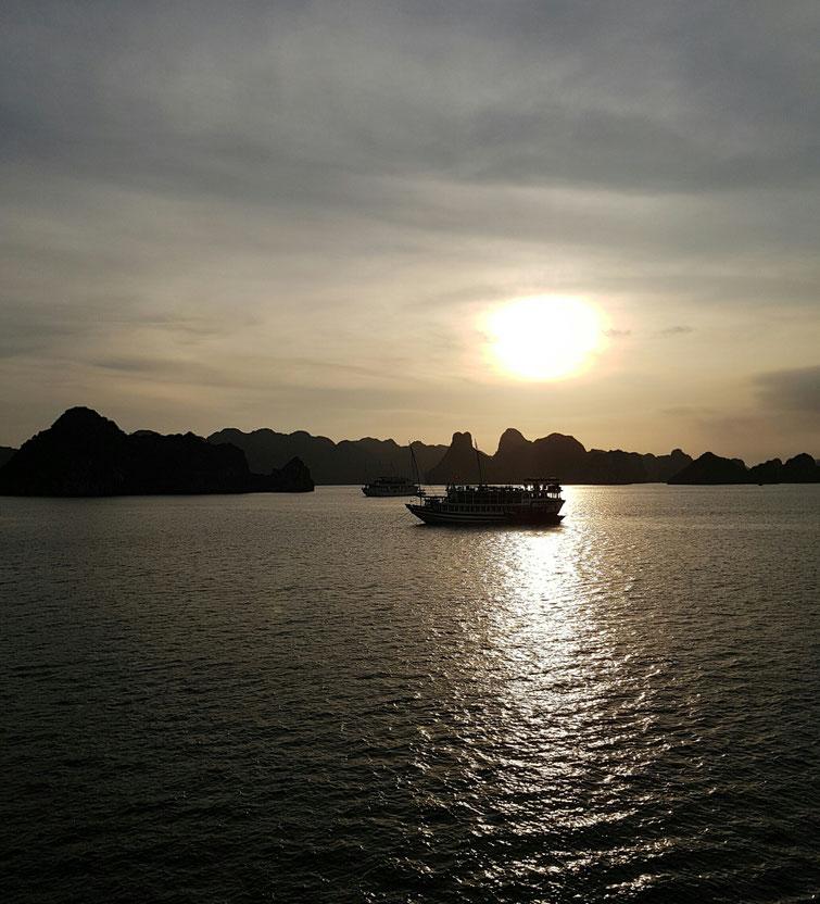 Nuestros tres días en Halong Bay