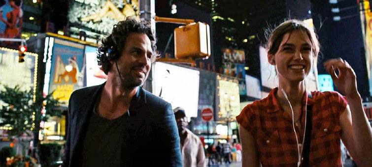 18 filming locations in New York as seen in Begin Again film