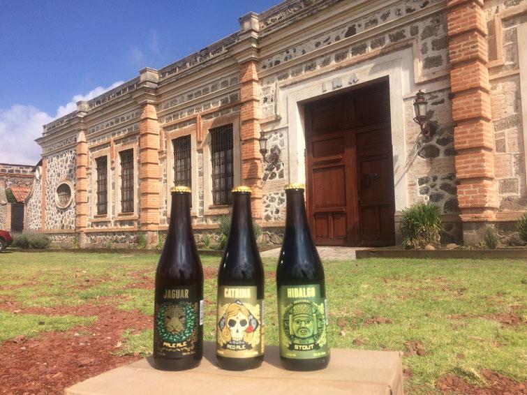 Cervecería Hacienda