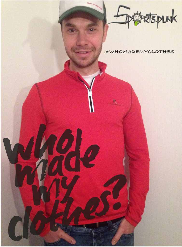 Sports.Punk asks 'whomademyclothes