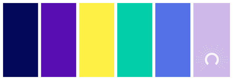 Color Inspiration | Yellow Tang | - Astelle'S Colors