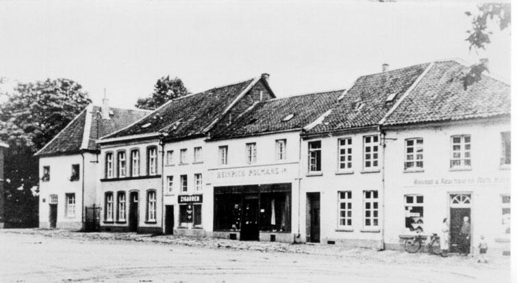 Markt Westseite