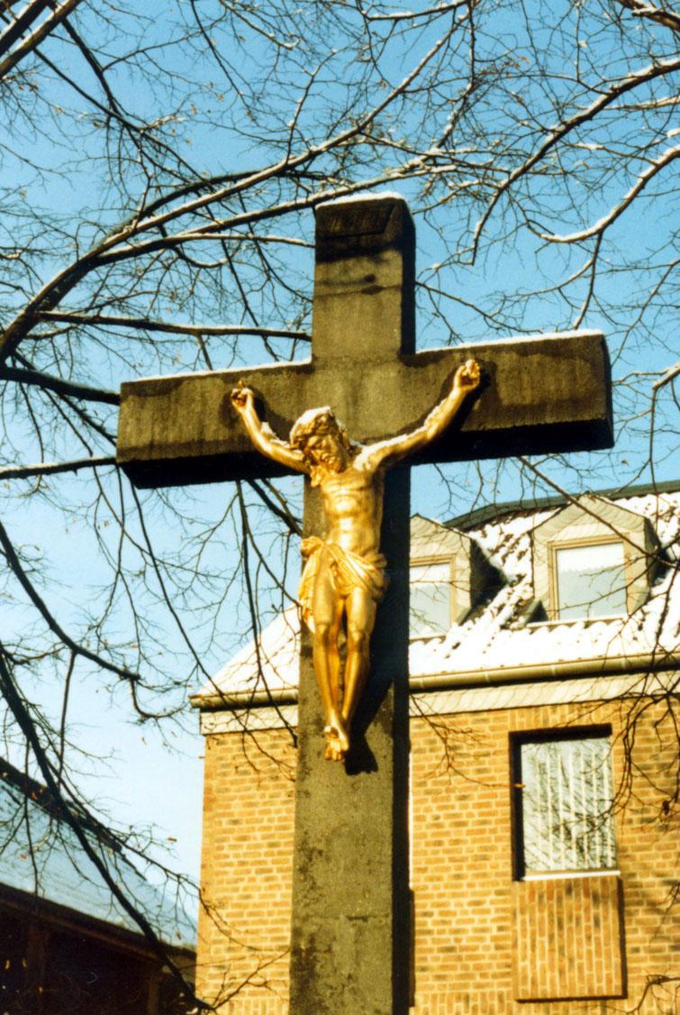 Marktkreuz Dezember 1981