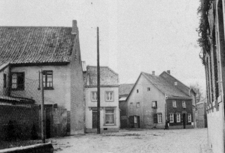 Gladbacher Str., Ecke Pielen