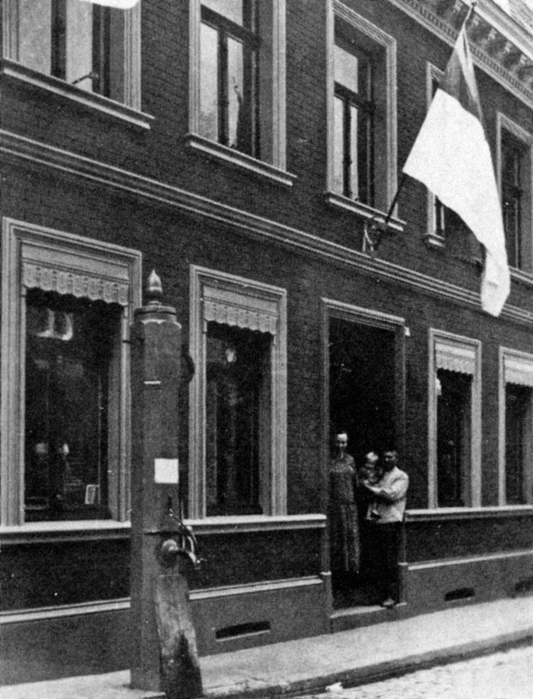 Haus Otten, Kuhstraße