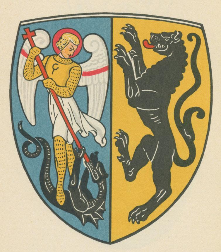 Wappen von Waldniel