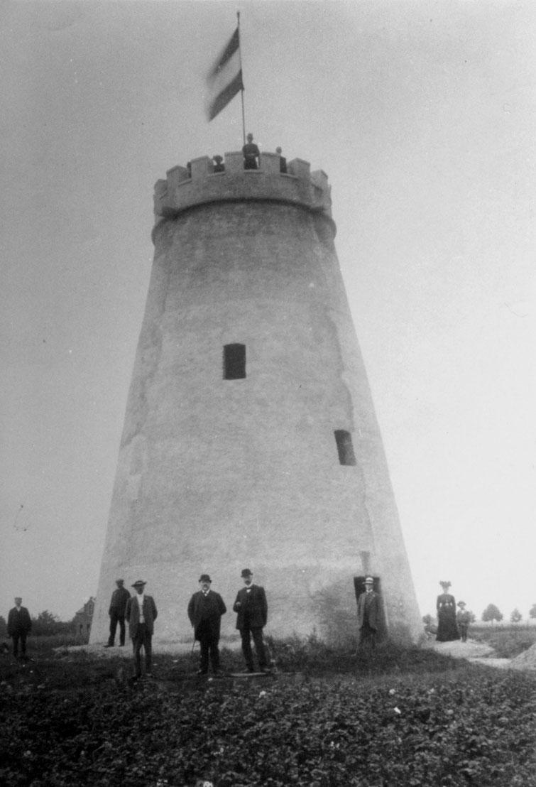 Aussichtsturm um 1910