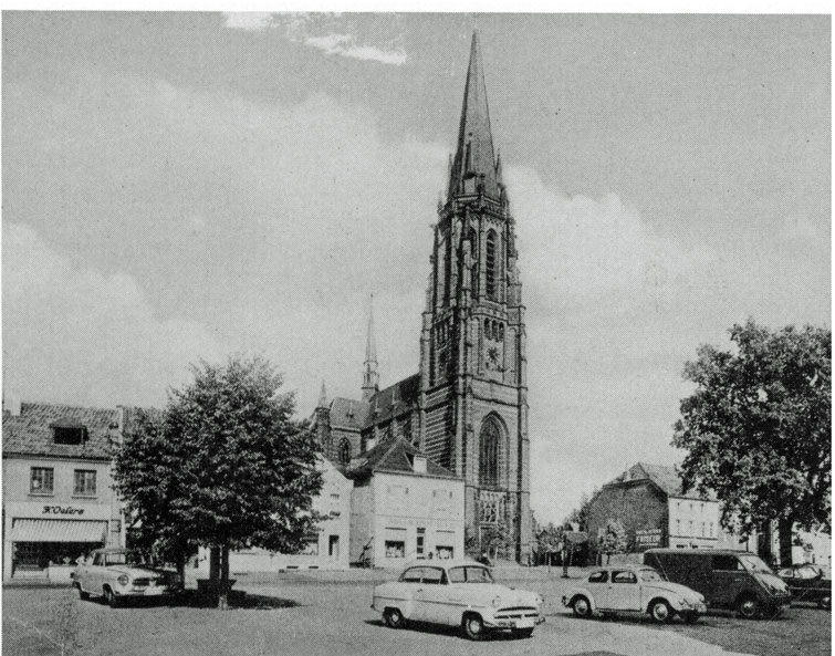 Markt um 1960