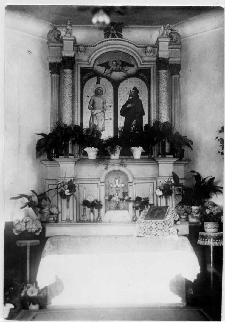 Rochus-Kapelle innen
