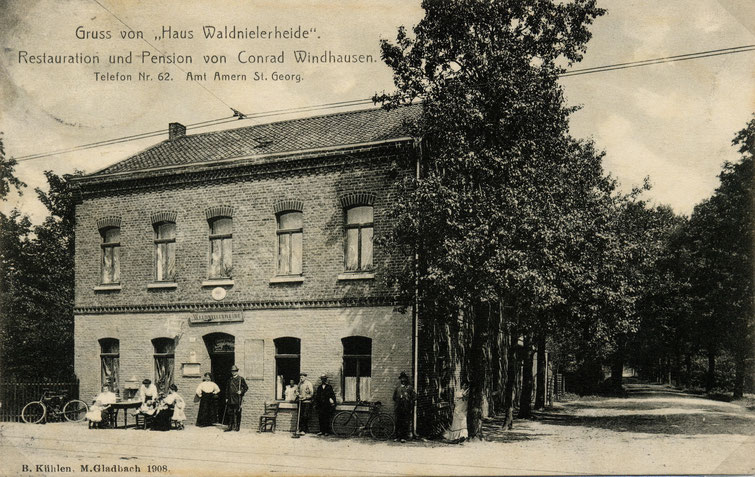 Haus Waldnieler Heide
