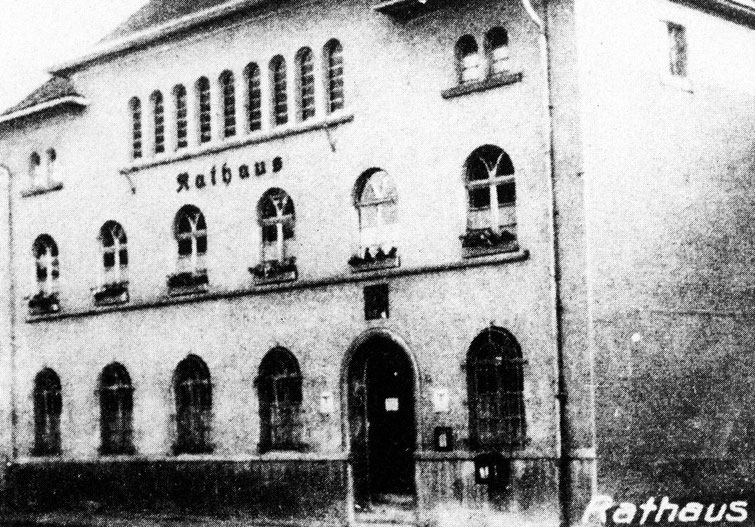 Rathaus ohne Mutter Gottes