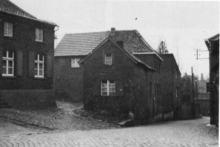 Anfang Niederstraße