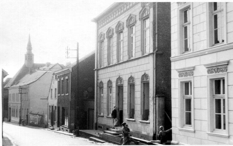 Alte Schule, Langestraße