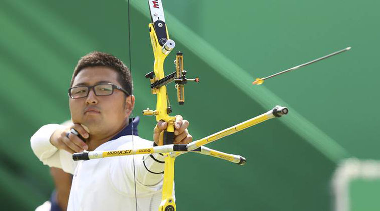 kim woo-jin archery archer arc hawkeye