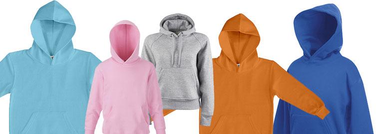 Kapuzen-Sweatshirts Hooded Sweats Kapuzenpullover