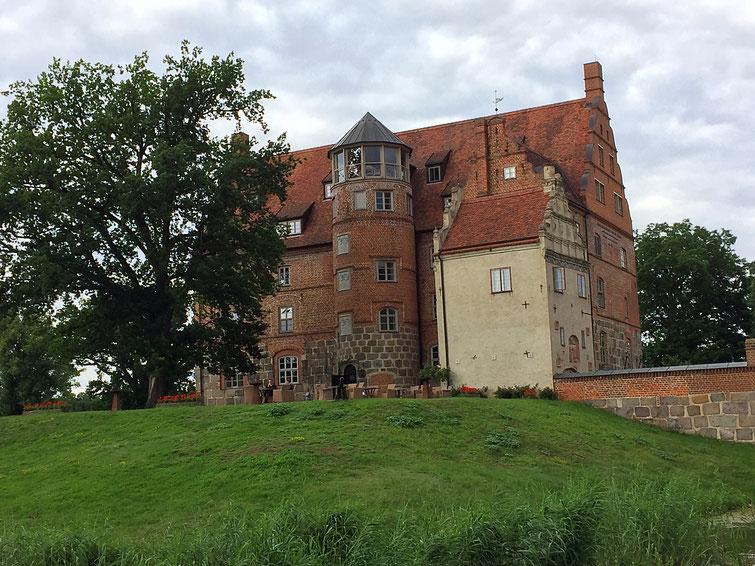 unterrichtsfreie Zeit; Blog; Lehrerinnen; Lehrer; Referendare; Schloss Ulrichshusen; Sommerakademie