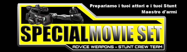 Forniamo assistenza e consulenza con operatori competenti e preparati. Stunt Crew con equipaggiamento per le tue scene di action shooting.
